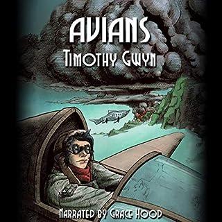 Avians audiobook cover art