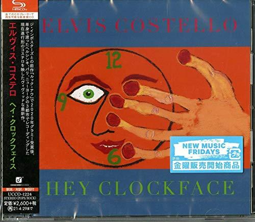 Hey Clockface (SHM-CD) (inc. Bonus Track)