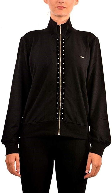 Liu Jo Jeans Women's Sweatshirt Black Black XS