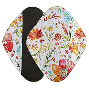 Ularma Heavy Flow Reusable Bamboo Cloth/ Washable Menstrual Pad/ Mama Sanitary Towel Pad