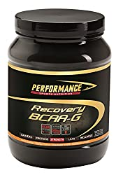 Performance Sports Nutrition Recovery BCAA mit Glutamin, 1er Pack (1 x 500 g)