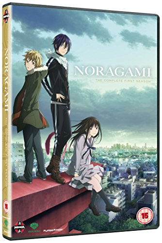 Noragami - Complete Series Collection [2 DVDs] [UK Import]