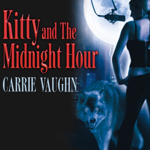 Kitty and The Midnight Hour audiobook cover art
