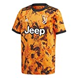 adidas Juventus FC Temporada 2020/21 JUVE 3 JSY Y Camiseta Tercera equipación, Niño, narbah, 140