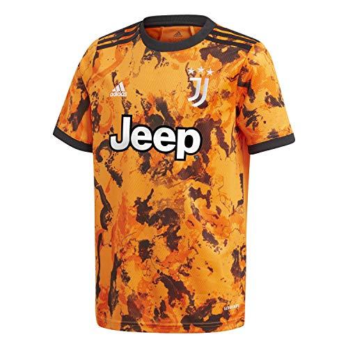 adidas Juventus FC Saison 2020/21 Juve 3 JSY Y Drittes Trikot Kinder M Mehrfarbig (NARBAH)