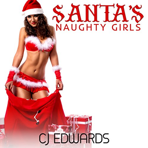 Santa's Naughty Girls audiobook cover art