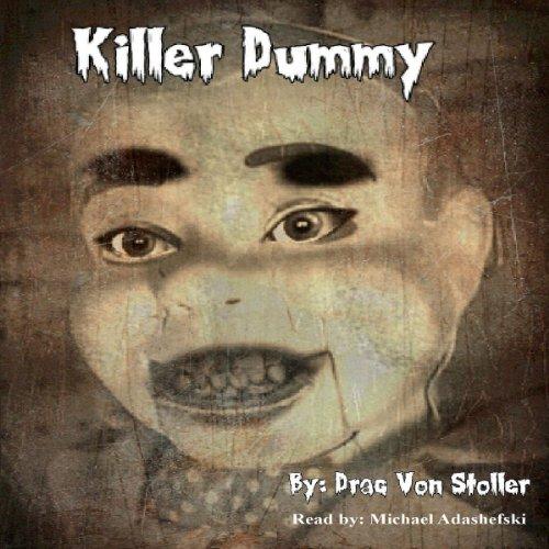 Killer Dummy audiobook cover art
