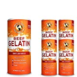 BEEF GELATIN: Our premium gelatin, made of ONE simple ingredient, provides you with exceptional cooking functionality at a fair price SINCE 1922: Great Lakes Gelatin has been used for generations, and it can be found in kitchens worldwide FEATURES: O...