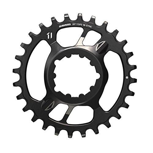 Sram - Plato Mtb X-Sync 28D Direct Mount 6 Offset 11V Acero