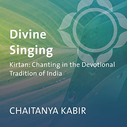 Divine Singing audiobook cover art