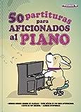 '50 Partituras para Aficionados al Piano' VOL 6