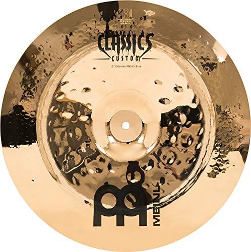 Meinl Cymbals CC16EMCH-B Classics Custom Extreme Metal -