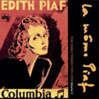 Early Years 2 - 1937-38 by EDITH PIAF (2013-05-03)