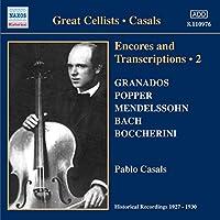 Encores and Transcriptions 2
