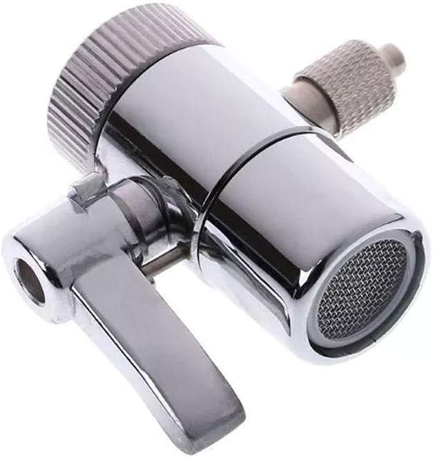 YFQHDD Gifts Water Filter Faucet Diverter Valve System 8