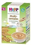 HiPP Biológico, Cereales para bebé - 4 de 400 gr. (Total 1600 gr.)