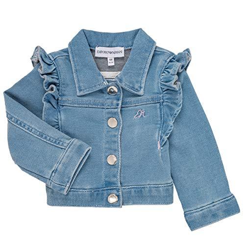 Emporio Armani Aldric Jacken Madchen Blau - 12 Monate - Jacken/Blazers Outerwear