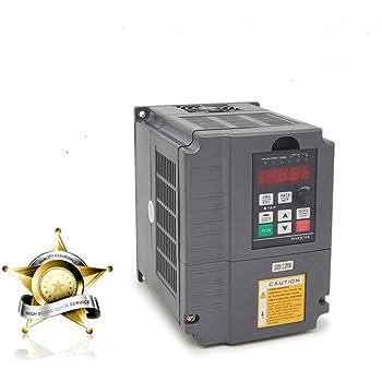 Drives & Motor Controls HuanYang 1.5KW 220V 2HP 7A VARIABLE ...