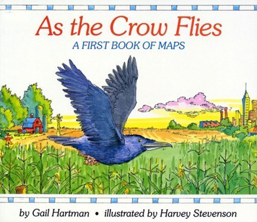 As the Crow Flies by Gail Hartman (1991-03-01)