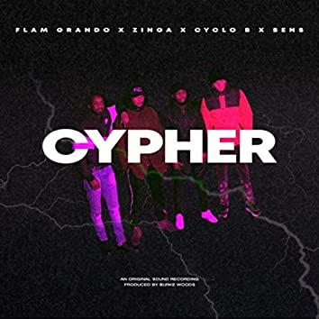 Cypher (feat. Zinga, Cyclo B & Sens)