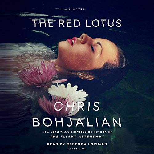 The Red Lotus audiobook cover art