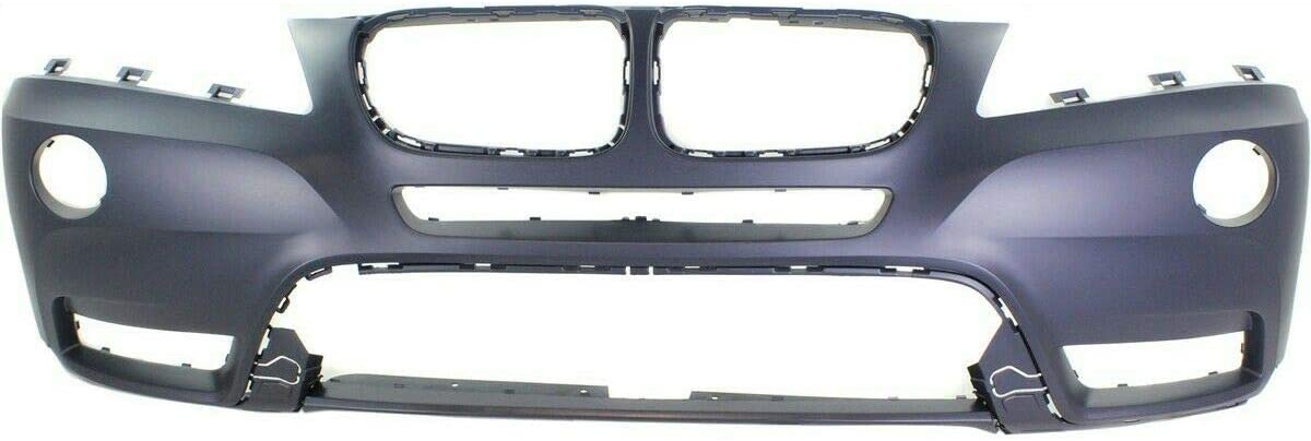 Cheap SALE Start JJ Finally popular brand Front Bumper Cover Compatible with Ut B_MW Sport 2011-2014 X3