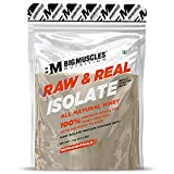 Big Muscles Nutrition Raw & Real Isolate