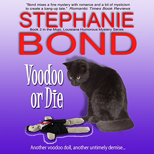 Voodoo or Die audiobook cover art
