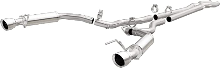 Magnaflow 19099 Cat Back(Ss, 2.5In, Competition, Dual Split Polished 4.5