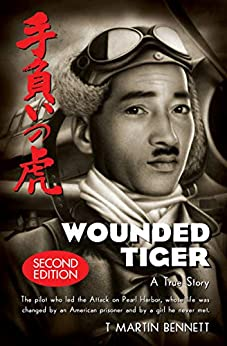 Wounded Tiger by [T Martin Bennett]