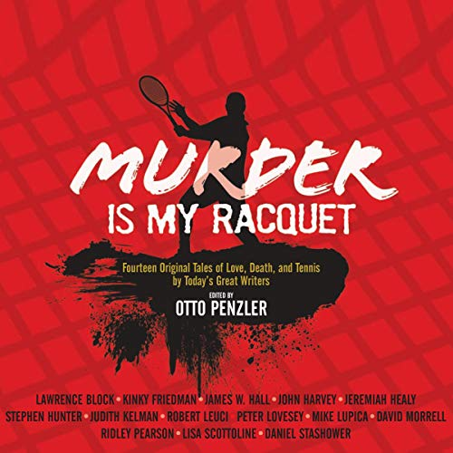 Murder Is My Racquet cover art