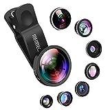 MEMTEQ 8 in 1 Clip für iPhone Kamera