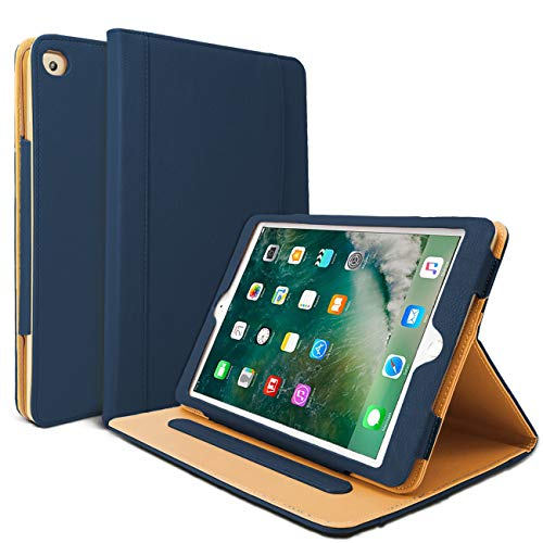 Danycase New iPad 2018/2017 9.7 inch Case 6th/5th Generation, PU-Leather...