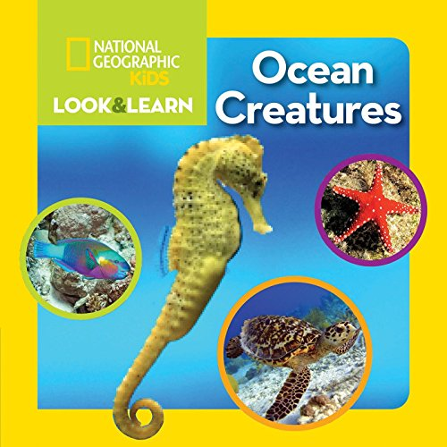 National Geographic Kids Look and Learn: Ocean Creatures