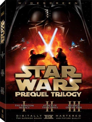 Star Wars Prequel Trilogy (Widescreen Edition)