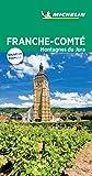 Guide Vert Franche-Comté Jura Michelin