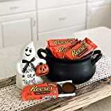 REESE'S Peanut Butter Cups Candy, Perfect for Holiday Parties, Stocking Stuffers and Gifts, 1.5 oz Packages (Pack of 36)