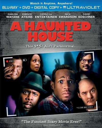 A Haunted House [Blu-ray]