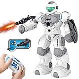 Pickwoo Version AméLioréE Robot Programmable -Robot Enfant Jouet -Smart Robot Telecommandé Intelligent - Geste ContrôLe Le Chant Et La Danse Multifonctionnel Rechargeable Robots pour Les Enfants