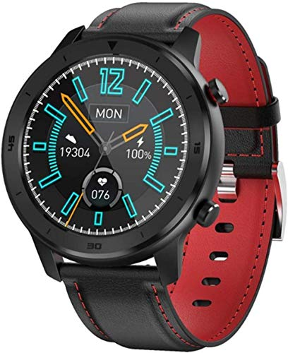 hwbq Reloj inteligente para hombre, pulsera de actividad física, rastreador de actividad para mujer, dispositivo portátil