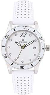 (Renewed) D'SIGNER Analog Silver Dial Women's Watch - 741 SL