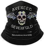 Avenged Sevenfold - Máscara de respiración para mujer y hombre, funda de cara, reutilizable, para bandanas de moda de pesca, tamaño 9, talla única