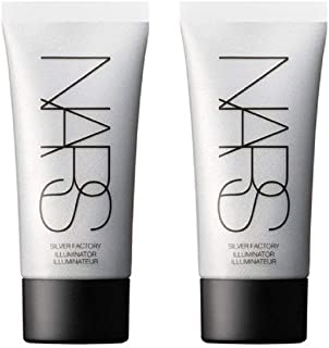 NARS Illuminator Silver Factory Mini Duo 0.57 oz/Each