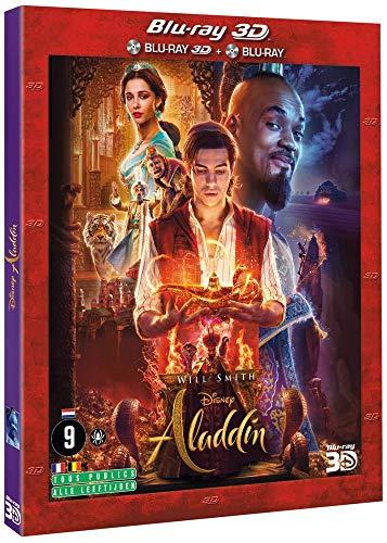 Aladdin [Combo Blu-ray 3D + Blu-ray 2D]