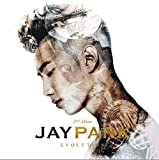 JAY PARK - Evolution (Vol. 2) CD+Photobook [韓国盤]