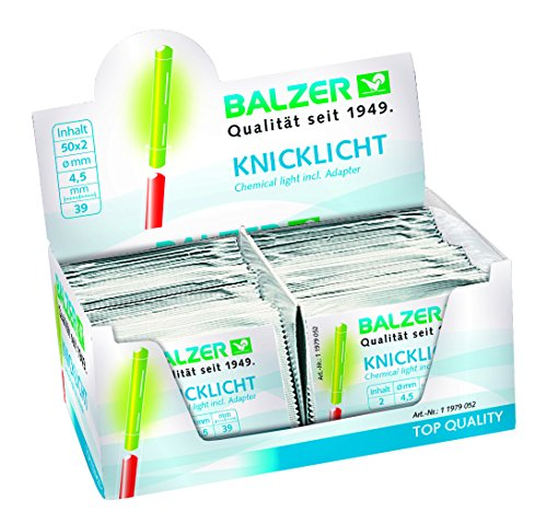 Barritas de luz fluorescente, 100 unidades de alta calidad - Caja de barras de luz
