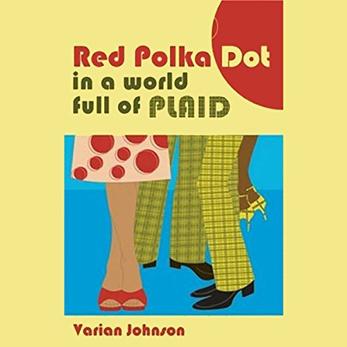Red Polka Dot in a Plaid World audiobook cover art