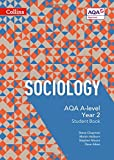 Aqa A-Level Sociology - Student Book 2: 4th Edition