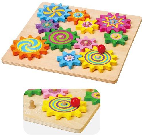 New Classic Toys Viga Wooden Spi...