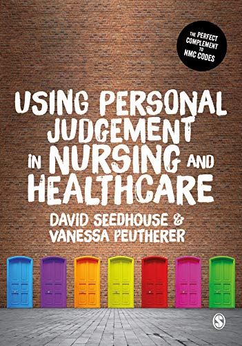 51x9lEJLYYL - Using Personal Judgement in Nursing and Healthcare
